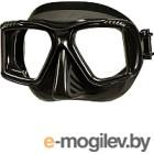Маска для плавания IST Sports Mantis / MP401-BS (черный силикон)
