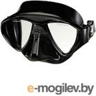 Маска для плавания IST Sports Seal / M99BS-BK (черный силикон)