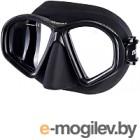 Маска для плавания IST Sports Hunter / MP203-BS (черный силикон)