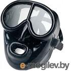 Маска для плавания IST Sports Pegasus / М37BS (черный силикон)