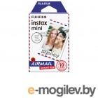 Fujifilm Colorfilm Instax Mini Glossy 10/PK Air для Instax Mini 70100139610