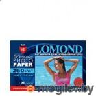 LOMOND 100*150, 260гр Premium Полуглянцевая, 1стор. 20л 1103302