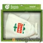 Набор текстиля для бани Банные Штучки 41090