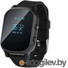 Умные часы детские Wonlex GW700/T58 (черный)