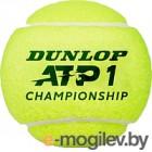 Набор теннисных мячей DUNLOP ATP Championchop / 622DN601333 (4шт)
