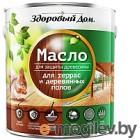 Масло для древесины Лакра Для террас и деревянных полов (1.8л, бесцветный)