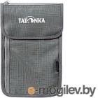 Портмоне Tatonka Neck Wallet / 2874.021 (серый)