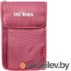Портмоне Tatonka Neck Wallet / 2874.047 (красный)