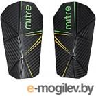 Щитки футбольные Mitre Delta Slip / S80005BGY (M, черный)