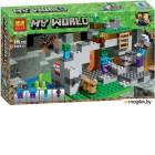 Конструктор Bela Minecraft My World Пещера Зомби / 10810 (250эл)