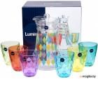 Набор для напитков Luminarc Neo diamond colorlicious P7341