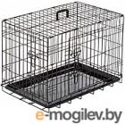 Клетка для животных Duvo Plus Pet Kennel XX-Large 780/484/DV (черный)