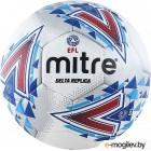 Футбольный мяч Mitre Delta Replica / BB1981WHL (размер 5, белый/синий/красный)