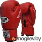 Боксерские перчатки Green Hill Super Star BGS-1213c-12-RD / 12oz (красный)
