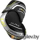 Налокотники хоккейные Warrior Alpha Dx Pro Sr Elbow Pads / DXPEPSR9-M (черный)