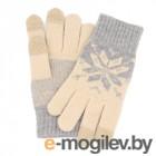 Xiaomi Mi Wool Screen Touch Gloves Woman р.UNI Beige