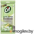 Влажные салфетки для дома Cif Универсальные для дачи (30шт)