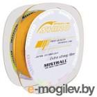 Леска плетеная Mistrall Shiro Bl Orang 0.15мм 150м / ZM-3429115
