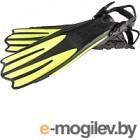 Ласты IST Sports FP01NY-M (черный/желтый)