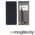 RocknParts для Xiaomi Redmi 6 / 6A в сборе с тачскрином Black 638093