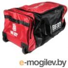 Спортивная сумка Big Boy Comfort Line 28 БУ-00000034 (черный/красный/белый)
