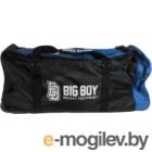 Спортивная сумка Big Boy Comfort Line 28 БУ-00000034 (черный/синий/белый)