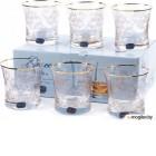 Набор бокалов для виски Bohemia Grace 25269/Q8984/280 (6шт)
