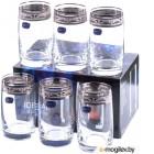 Набор стаканов Bohemia Ideal 25015/378500/250 (6шт)