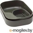 Набор пластиковой посуды Wildo CAMP-A-BOX Basic / W30264 (зеленый)