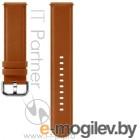 Ремешок Samsung Galaxy Watch Leather Band ET-SLR82MAEGRU для Samsung Galaxy Watch Active/Active2 коричневый