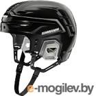Шлем хоккейный Warrior Alpha One Pro Helmet / APH8-BK-L (черный)