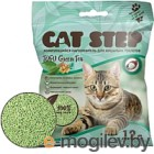 Наполнитель для туалета Cat Step Tofu Green Tea / 20333004 (12л)