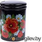Емкость для хранения Белбогемия Маков цвет L2520765 / 90820