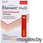Тест-полоски Infopia Element Multi (10шт)