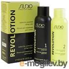 Набор косметики для волос Kapous Studio Professional лосьон для коррекции цвета RevoLotion (2x150мл)