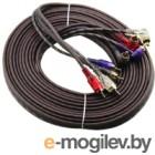 Межблочный кабель Урал Bulava 4RCA-BV5M