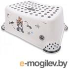 Табурет-подставка Lorelli Cat and Mouse / 10130350914 (white)