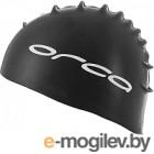 Шапочка для плавания Orca Silicone / DVA0 (черный)