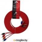 Межблочный кабель Урал Molot 4RCA-MV5M