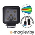 Светодиодная фара AVS OFF-Road Light SL-1210A /43459