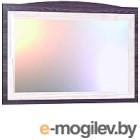 Зеркало навесное Глазов Марсель 8 (ясень анкор темный/бодега светлый)