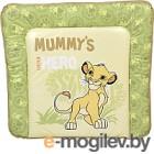 Доска пеленальная Polini Kids Disney baby Король Лев 77x72 (салатовый)
