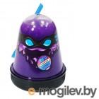 Лизун Slime Ninja 130гр меняет цвет на Light Blue S130-7
