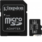 Флеш карта microSDHC 32GB microSDXC Class10 Kingston <SDCS2/32GB> Class10 UHS-I Canvas Select up to 100MB/s с адапт.