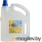 Чистящее средство для пола Фрау Gut Антискольжение лимон (5л)