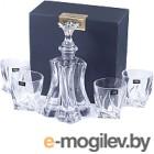 Набор для напитков Bohemia Crystalite Florale 2K9/99999/9/99E50/797-5M8