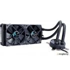Система водяного охлаждения Fractal Design Celsius S24 Blackout / 2x120mm PWM fans / FD-WCU-CELSIUS-S24-BKO