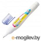 Ручка корректор Silwerhof 443007 9мл дисплей картонный