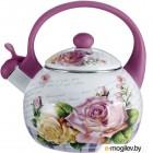 Чайник со свистком Metalloni EM-25101/35