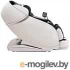 Массажное кресло Casada Skyliner II Braintronics CMS-554-ВТ (белый/серый)